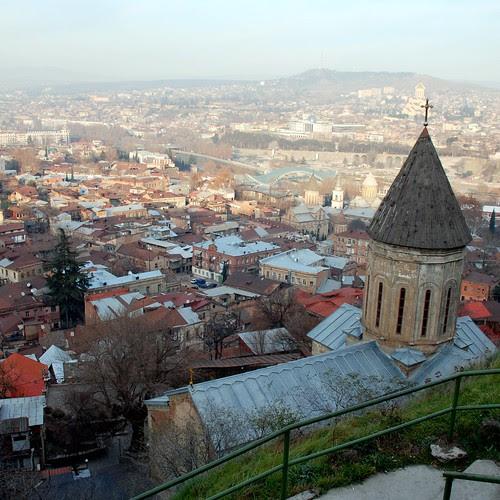 Tiflis, 28. Dezember