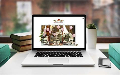 How to create your own wedding website   Modern Wedding