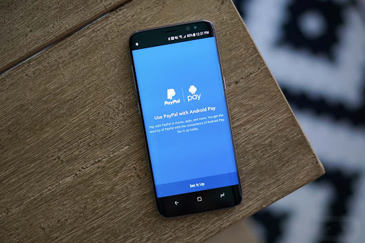 PayPal Update Brings Android Pay Integration | Droid Life