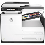 HP - PageWide Pro 477dw Wireless All-In-One Inkjet Printer - White