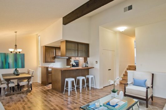 Top Property: Affordable Town Home in Marina Del Rey