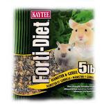 Kaytee Forti-Diet Hamster & Gerbil Food - 5 lb