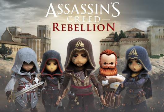 Assassin's Creed Rebellion is available on Android a day early