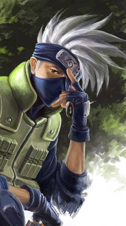 Cool Kakashi Wallpapers