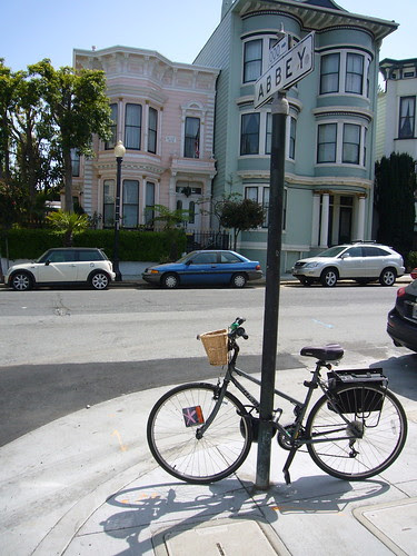 house, bike, abbey rd
