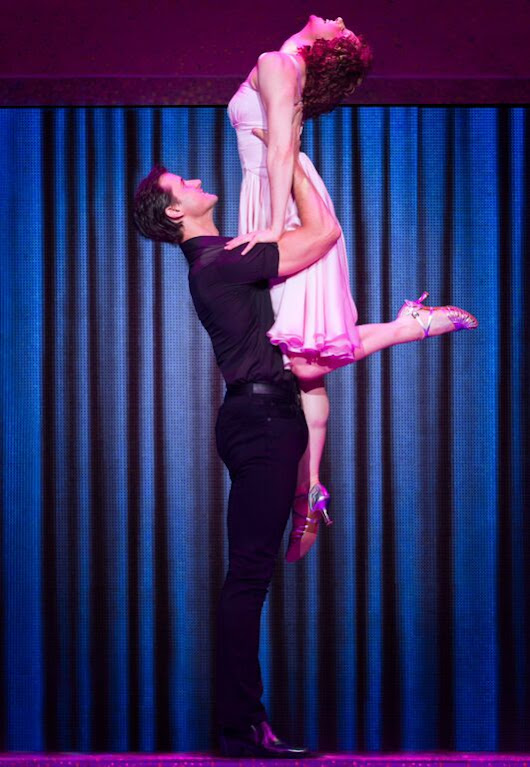 Dirty Dancing on Stage in Dallas!