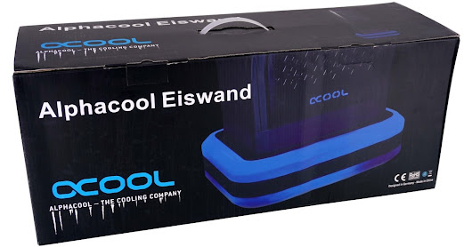 Alphacool Eiswand External CPU Liquid Cooler Review