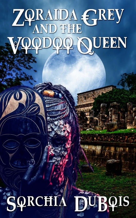 Zoraida Grey and the Voodoo Queen by Sorchia DuBois – Review