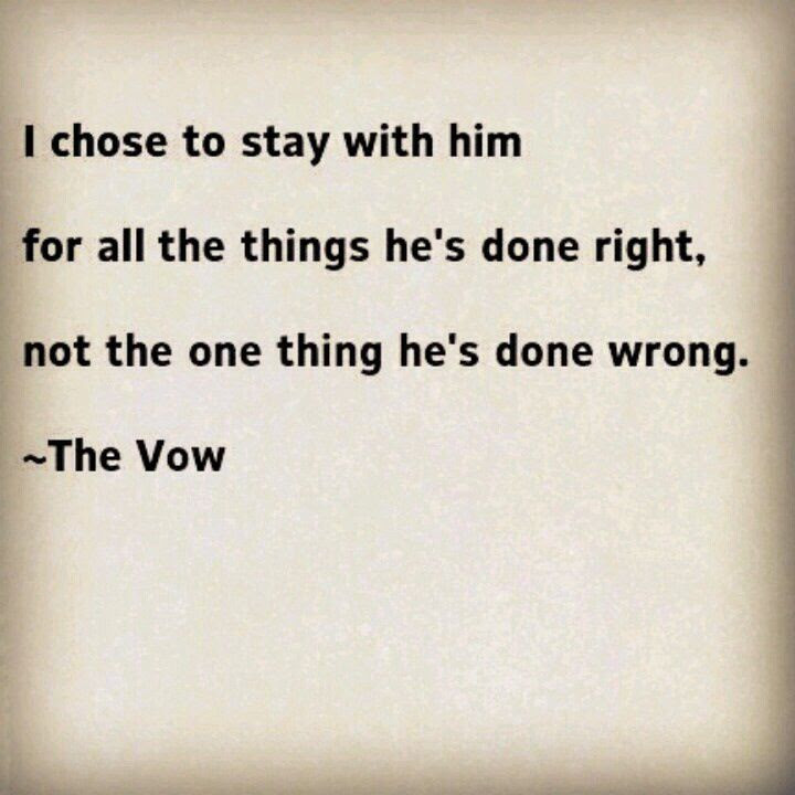 Quotes About Vow Movie 24 Quotes