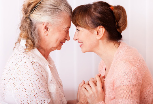 Six Ways to Show Love to Elderly Parents