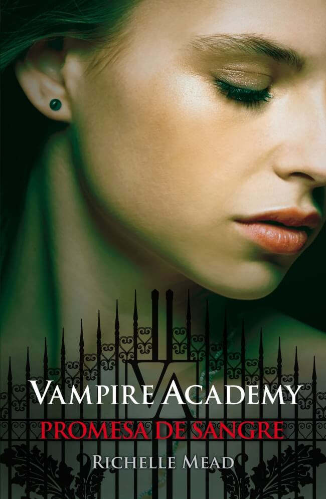 Resultado de imagen para bendecida por la sombra vampire academy