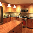 Arts and Crafts style Kitchen remodel and addition - craftsman - portland maine - by Blue Spruce Joinery