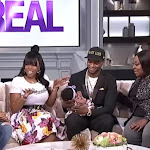 Remy Ma and Papoose's Baby Girl 'The Golden Child' Makes Her Public Debut - The Source
