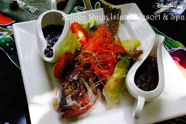 Bunga Raya Island Resort & Spa 16