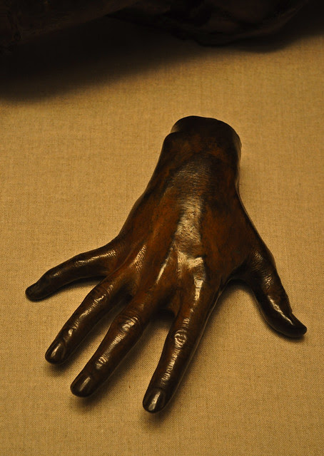 Cast of the Right Hand of Thomas Eakins - Samuel Murray