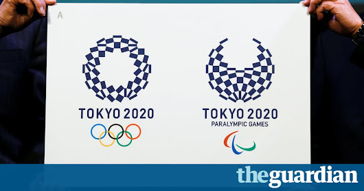 Tokyo 2020 unveils new Olympic logo after plagiarism allegations | Sport | The Guardian