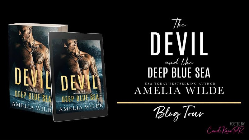 Blog Tour: The Devil and the Deep Blue Sea by Amelia Wilde