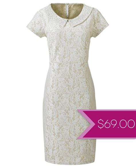 Roundup: Courthouse Dresses For Under $100   A Practical