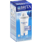 Brita Water Filter Pitcher Replacement Filter, 1 Count