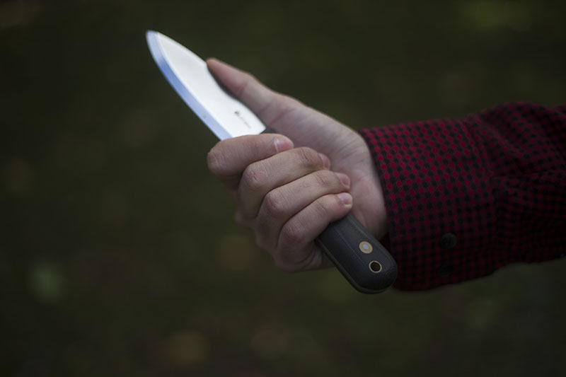 survival blog l.t. wright genesis review bushcraft survival knife