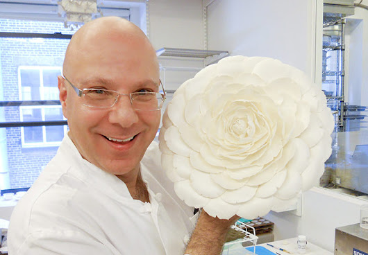 How Ron Ben-Israel Danced His Way to the Top of the Cake Design Industry