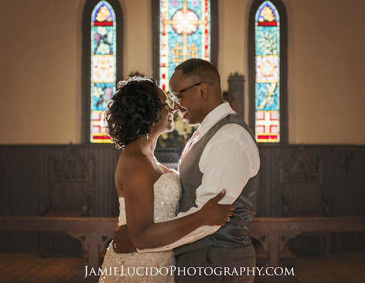 St. Mary's Chapel Wedding | Charlotte Wedding Photographer