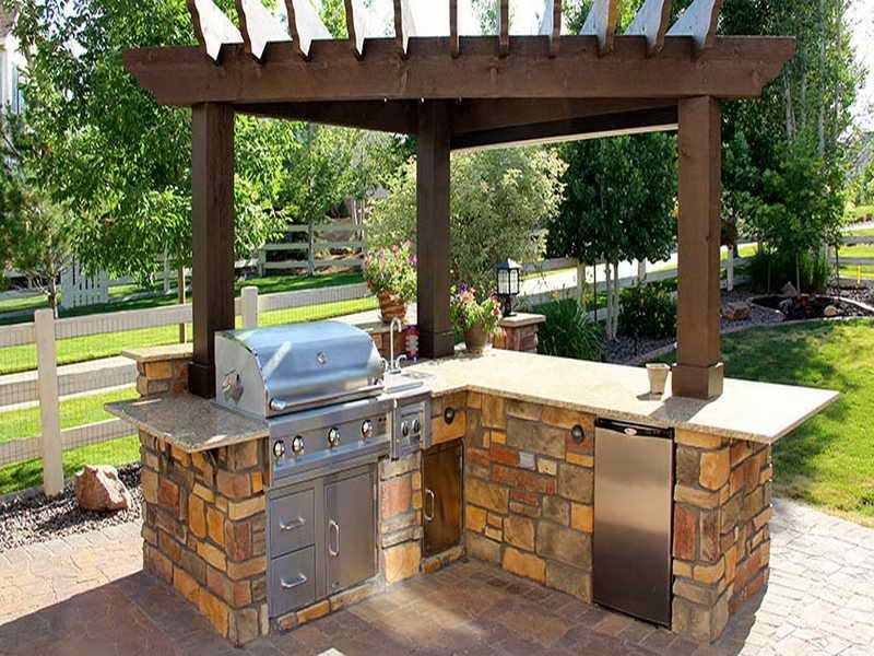Backyard Classic Professional Grill - BACKYARD HOME