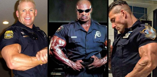 Cops Busted Running Major Steroid Ring – Selling Steroid To Other Cops For Years