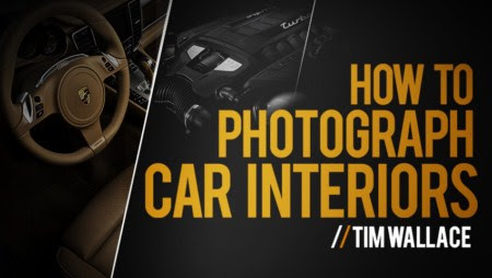 Kelby Training - Tim Wallace - How to Photograph Car Interiors (2013)