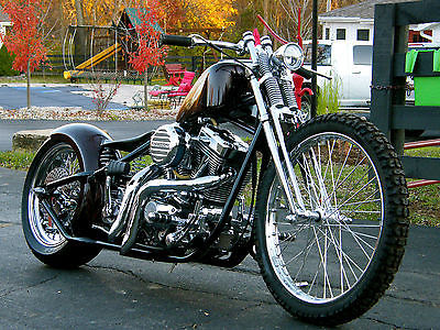 Custom Built Motorcycles Bobber motorcycles for sale in ...