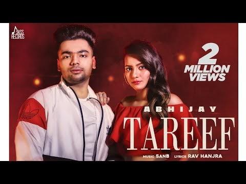 Tareef Abhijay Punjabi Song Lyrics