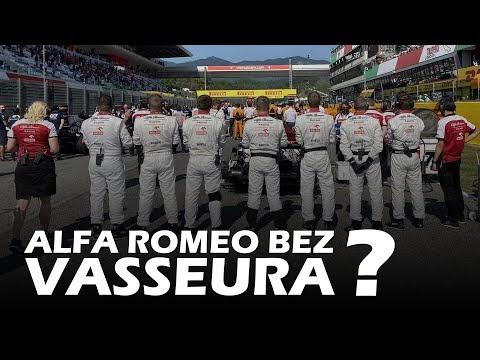 Vasseur opuści zespół Alfa Romeo?