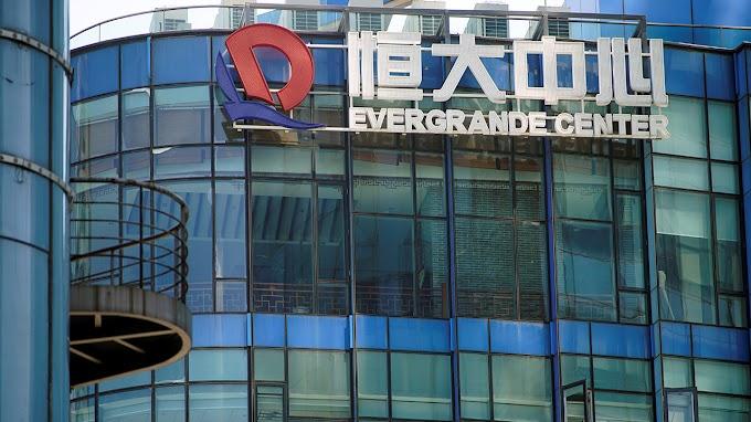 FOX BIZ NEWS: China makes preparations for Evergrande's demise
