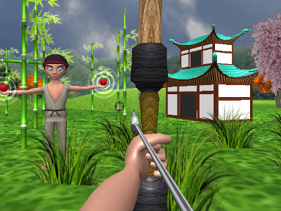 Archery Expert 3D: Japan - online game | GameFlare.com