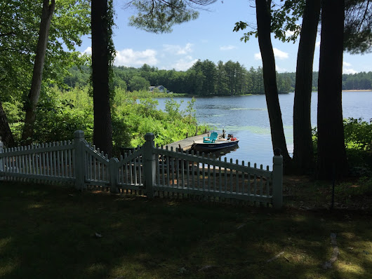 29 Woodcrest Dr Hudson NH 03051 3 Bedroom Ranch Waterfront Home for Sale Overlooking Robinson Pond