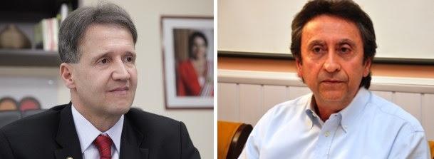 Aluísio Mendes receberá o forte apoio de Ricardo Murad em 2014