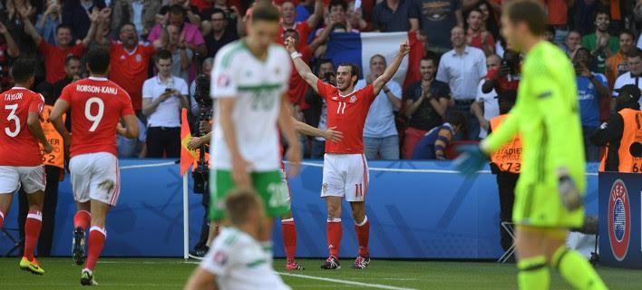 Η Ουαλία προκρίθηκε στα προημιτελικά του EURO 2016 [βίντεο]