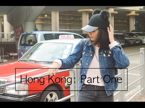 String of Thoughts: Hong Kong: Part One | Arrival, Victoria Peak, Going Around Central and Mong Kok