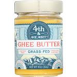 4th & Heart: Butter Himalayan Salt Ghee, 9 Oz