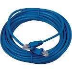 RCA Network cable - CAT 5e - UTP 25 ft - Blue