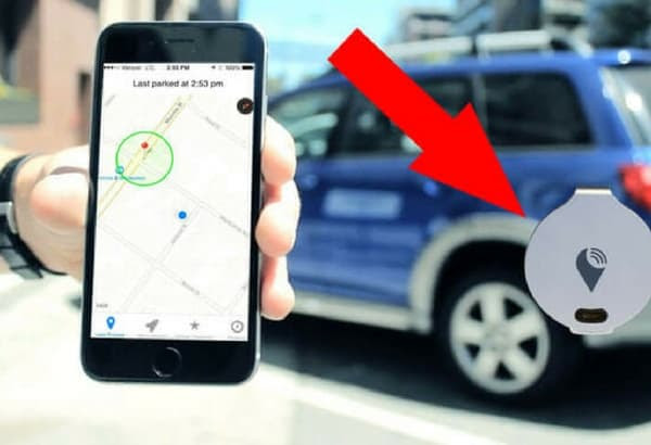 How To Track Your Car And Lost Items Using All In One