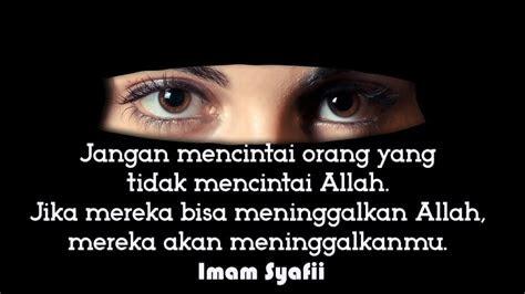 inilah  kata kata cinta islami  menyentuh hati