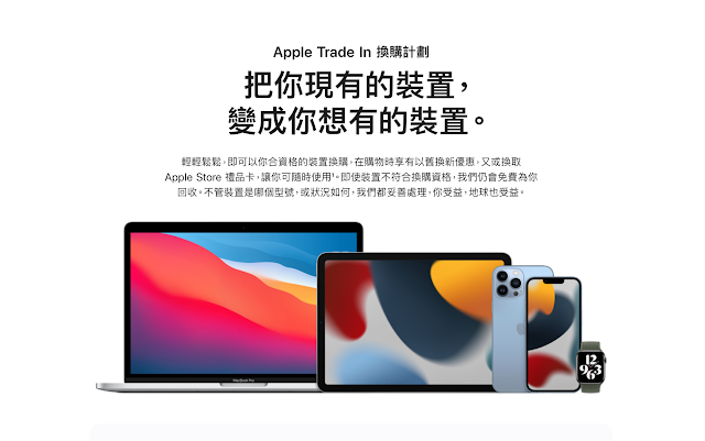 【iPhone 回收價 2021】Apple Trade In 最新消息 最高收近 6 千