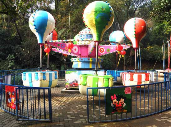 Beautiful samba balloon rides for sale