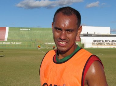 Ex-jogador da Juazeirense é preso no Rio acusado de assalto, mas alega inocência