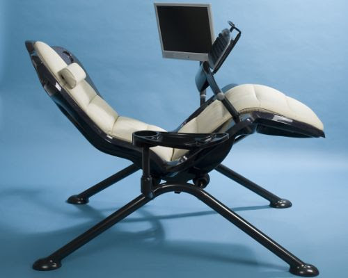 Ergonomic Chairs for a More Productive Work Environment