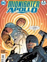 Midnighter And Apollo Comic Online