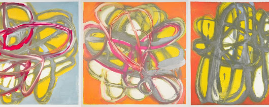Brenda Zappitell's monotypes featured at SCOPE Miami Beach