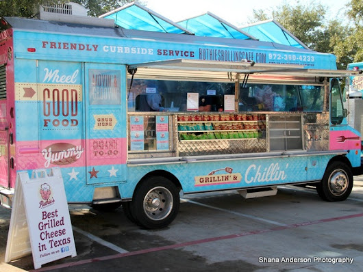 New food truck park aims to serve Richardson 'hood from funky site - 2015-Apr-09