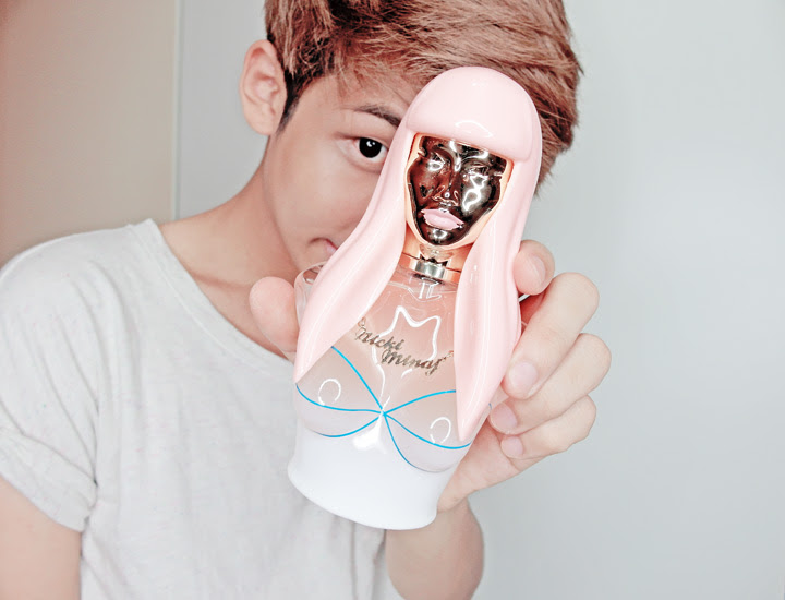 typicalben and nicki minaj pink friday perfume